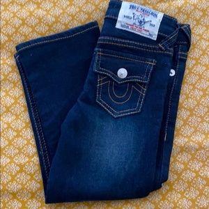 Toddler True Religion jeans